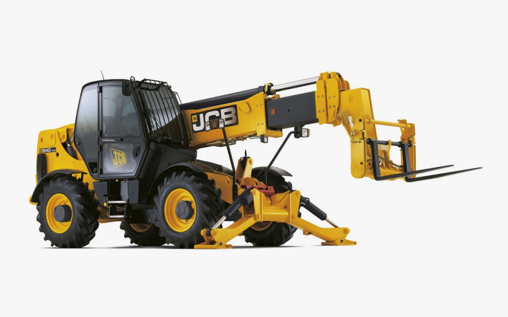 JCB 540-170 for hire